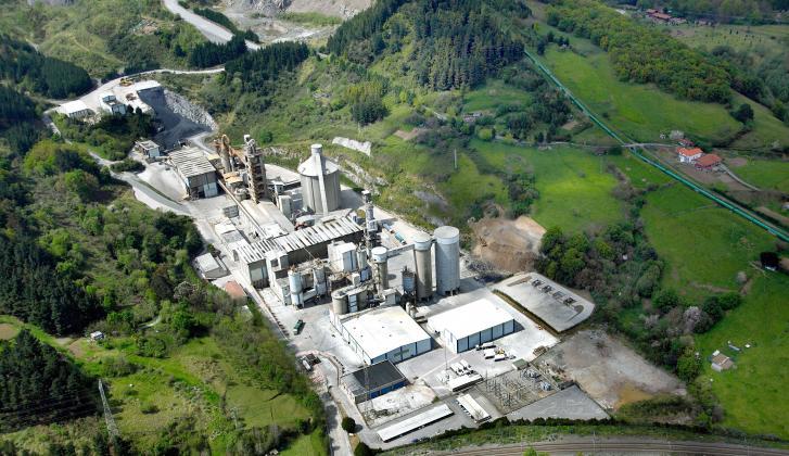 Fábrica de Arrigorriaga.