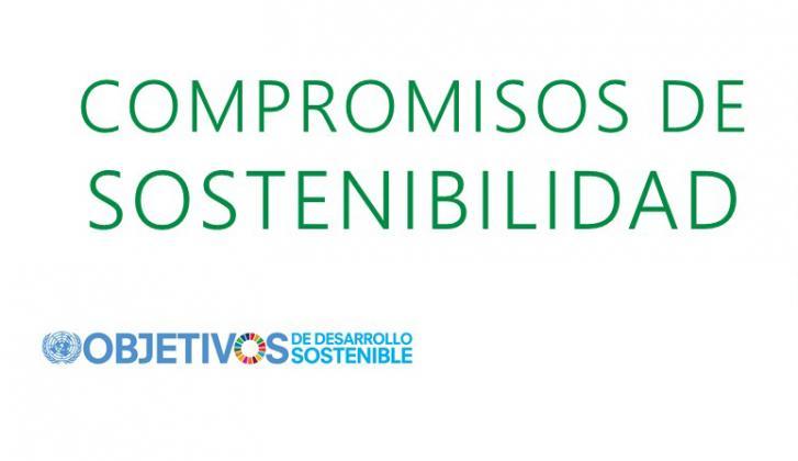 Compromisos de Sostenibilidad 2030.