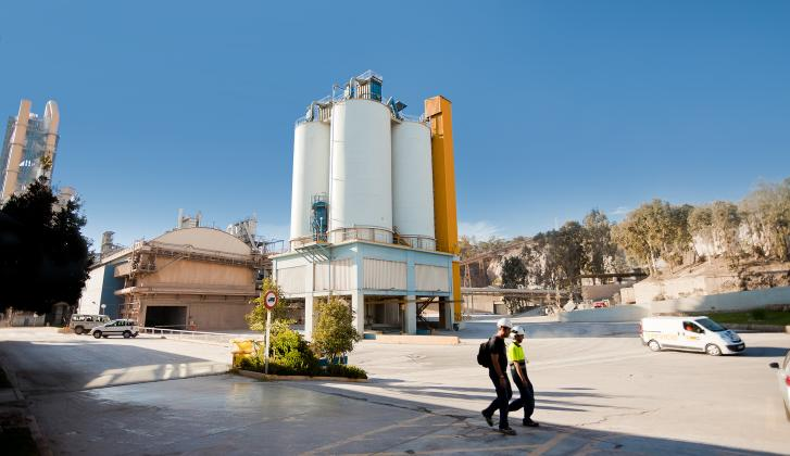 Fábrica de Málaga celebra 2 años sin accidentes.