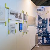 Expo Construcción de un icono Museum Cemento Rezola - interior 02.