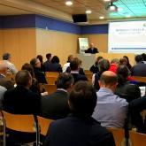 FYM-HeidelbergCement, expone materiales de última generación para la construcción sostenible.