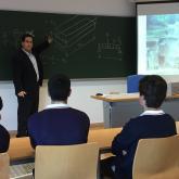Visita de alumnos Excelsior de El Romeral Attendis 06.02.2017.
