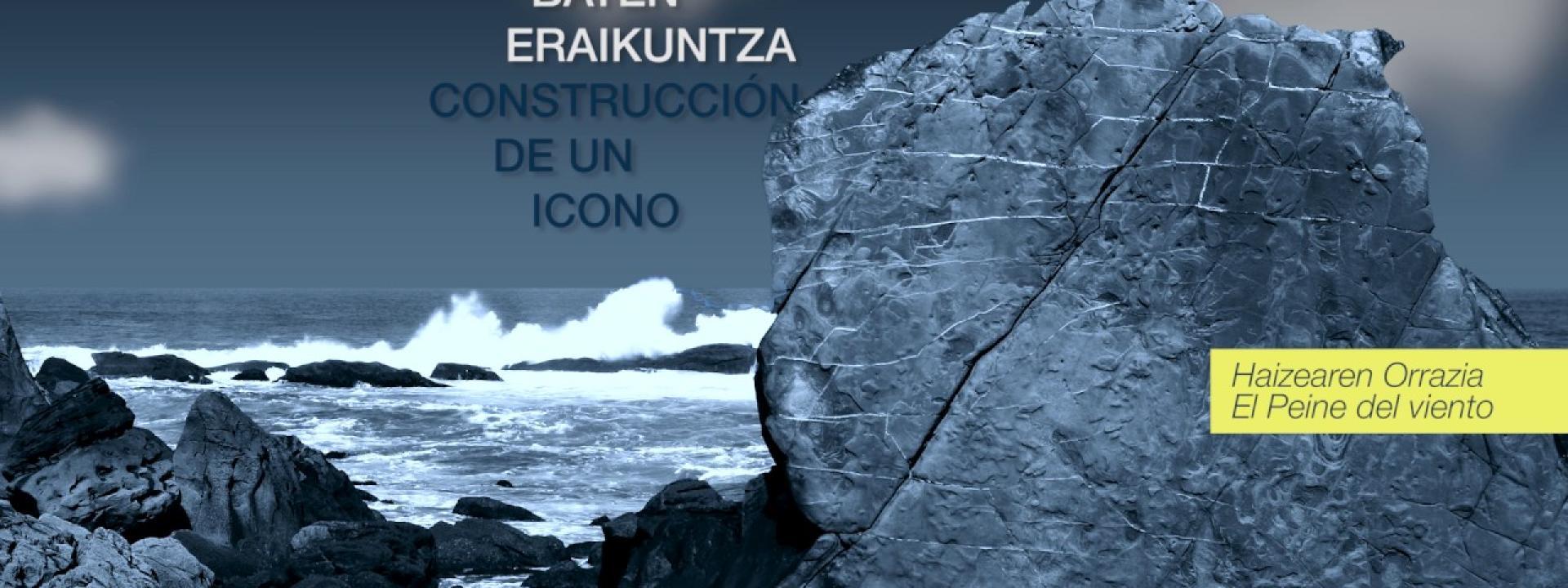 Exposición Chillida en Museum Cemento Rezola.